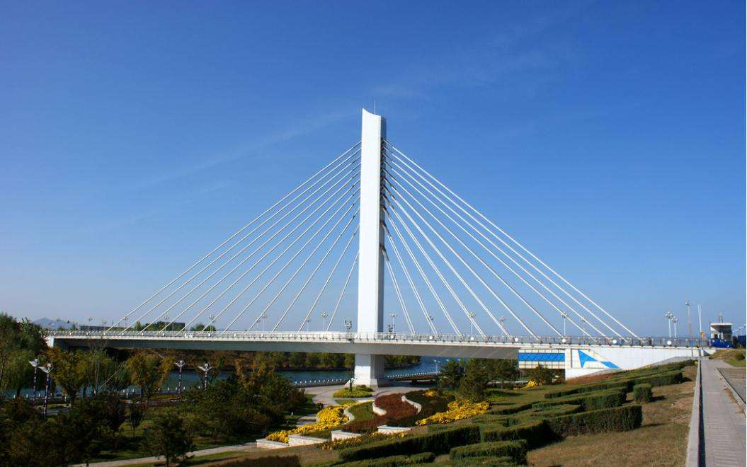 stay cable bridge